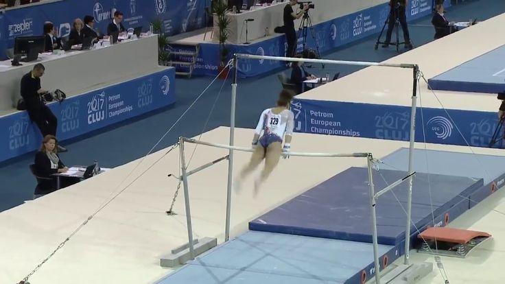 Coline Devillard. 2017 European Championships. QF. UB