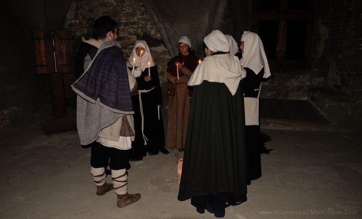 medieval larp heretic heretik kataři albigenští catharsis albigenses
