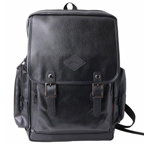Korean Backpack Brands for Men College Bag for Laptop LEFTFIELD 588