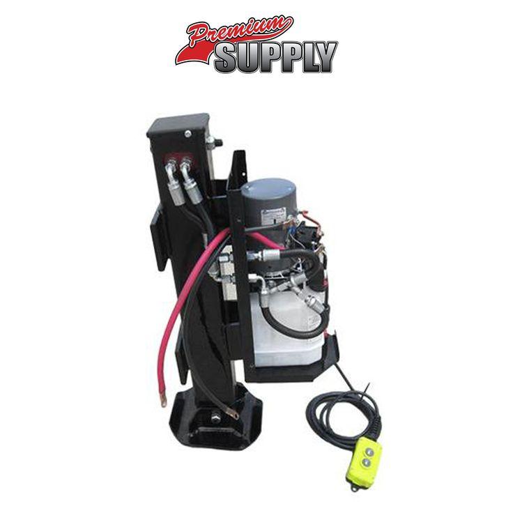 Hydraulic Trailer Lift Kits : Best hydraulic scissor hoist kits dump trailer