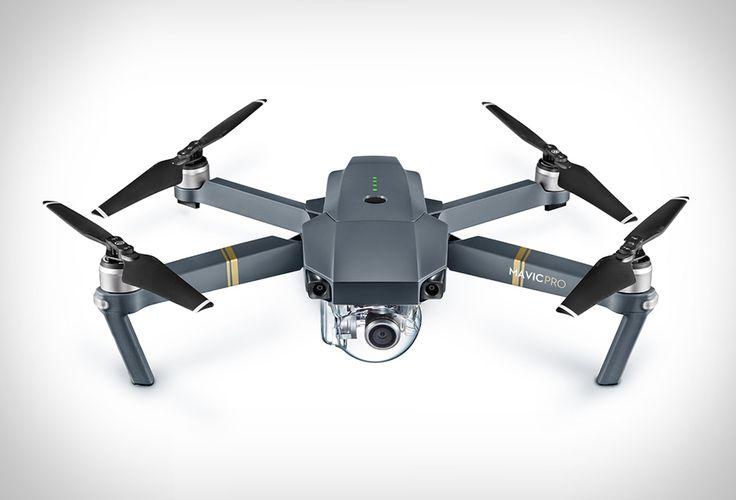 DJI Mavic Pro Drone                                                                                                                                                                                 More
