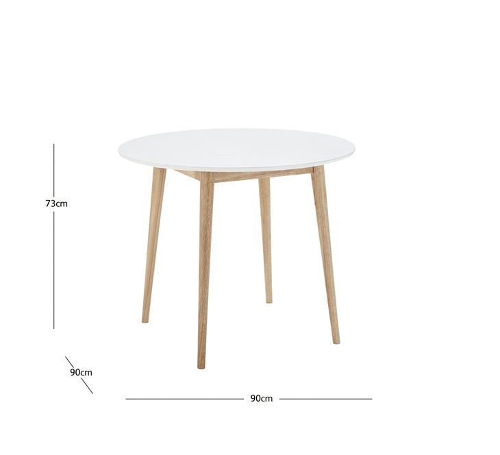 Toto 4 Seater Dining Table