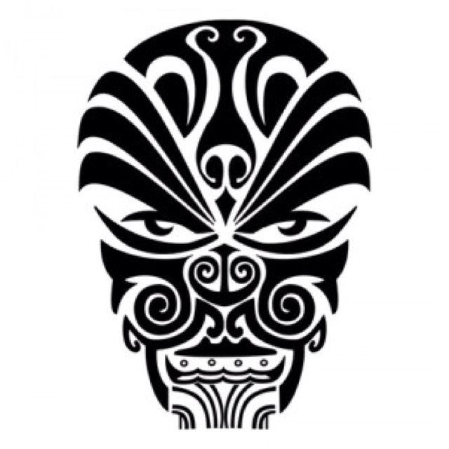 Face, Maori
