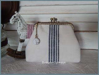 Dupla keretes tárca / double-frame purses