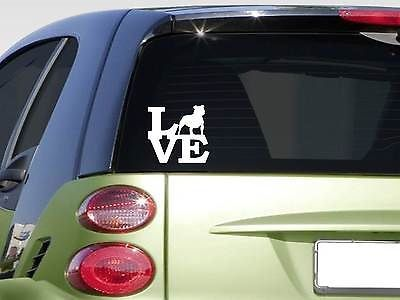 "Staffordshire Bull Terrier Love 6"" Sticker *F214* Decal Staffy Amstaff Bully by EZStik on Etsy https://www.etsy.com/listing/245908053/staffordshire-bull-terrier-love-6"