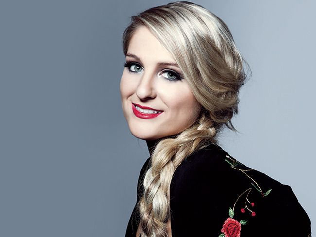 "Look for Meghan Trainor on ""Better When I'm Dancing"""