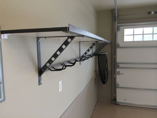 Images about garage shelving ideas on pinterest