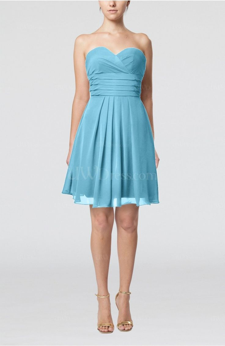 10 best Awesome Light Blue Bridesmaid Dresses Designs images on ...