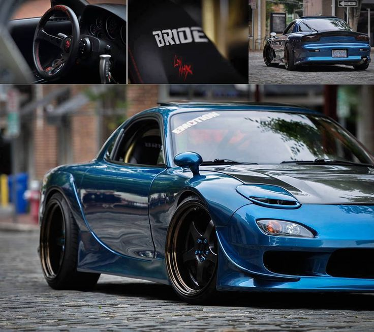 Automobile Mazda Tuner Cars: 17 Best Images About Rx7 On Pinterest