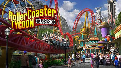 Rollercoaster Tycoon classic v1.1.7.1703021 Mod Apk Game Free Download