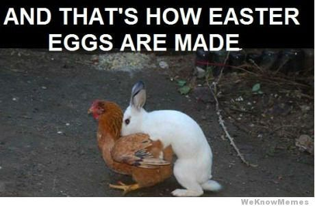 ...and that's how #Easter eggs are made.