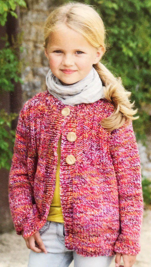 Sirdar Womens Cardigan Knitting Pattern 8713