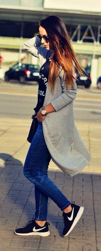 Jeans-Nike