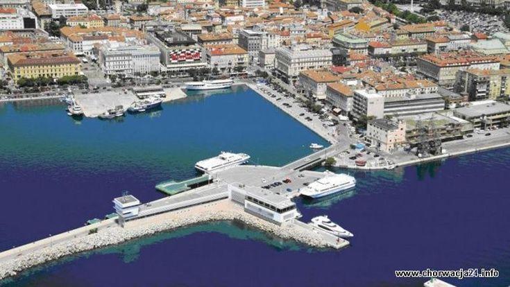 Podróże z i do Rijeki Więcej informacji o Chorwacji pod adresem http://www.chorwacja24.info/zwiedzanie/podroze-z-i-do-rijeki