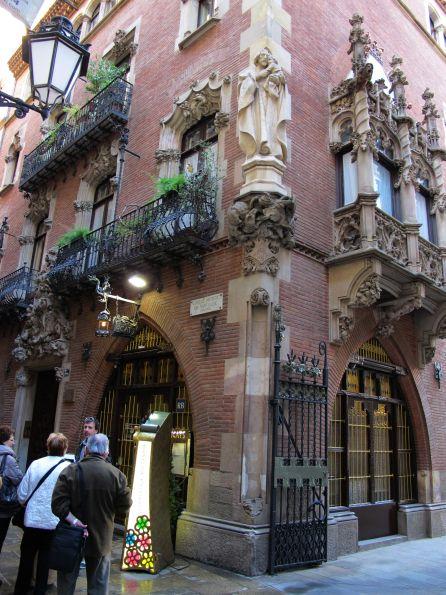 · El Barrio Gótico, centro histórico de Barcelona