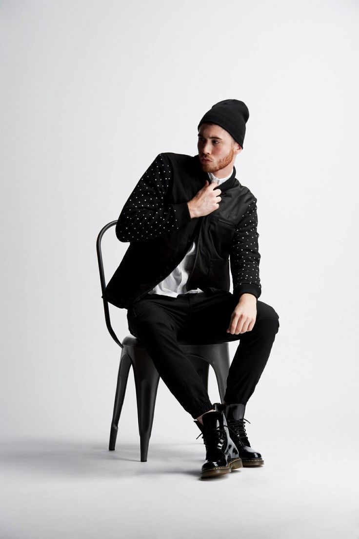 OBESSED! Love the Bandit Jacket from Publish Brand. Rock the jacket with some black chinos would be an EPIC look!
