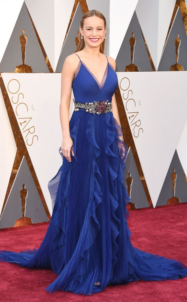 Oscars 2016: Red Carpet Arrivals 2016 Oscars, Academy Awards, Arrivals, Brie Larson