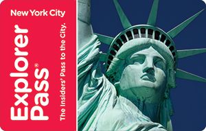 New York Attractions Pass | New York Explorer Pass™ 79.99 gives free admission to most sites and a crazy amount of tours.