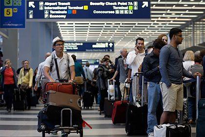 Назван самый загруженный аэропорт мира http://mnogomerie.ru/2016/12/01/nazvan-samyi-zagryjennyi-aeroport-mira/  Аэропорт О'Хара в Чикаго Эксперты аналитического агентства OAG признали международный аэропорт О'Хара в Чикаго самым загруженным в мире. Об этом пишет издание Daily Mail. Воздушная гавань возглавила составленный специалистами рейтинг топ-50. Список создавался на основании среднего числа международных рейсов, которые принимает или отправляет аэропорт в течение шести часов. На втором…