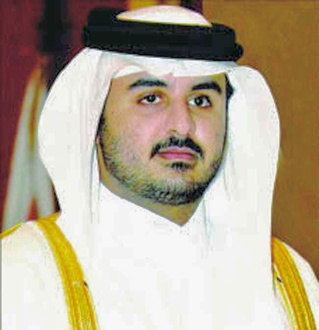 Amir Tamim Bin Hamad Al Thani In His Early Years Qatar Early Years Qatar Early