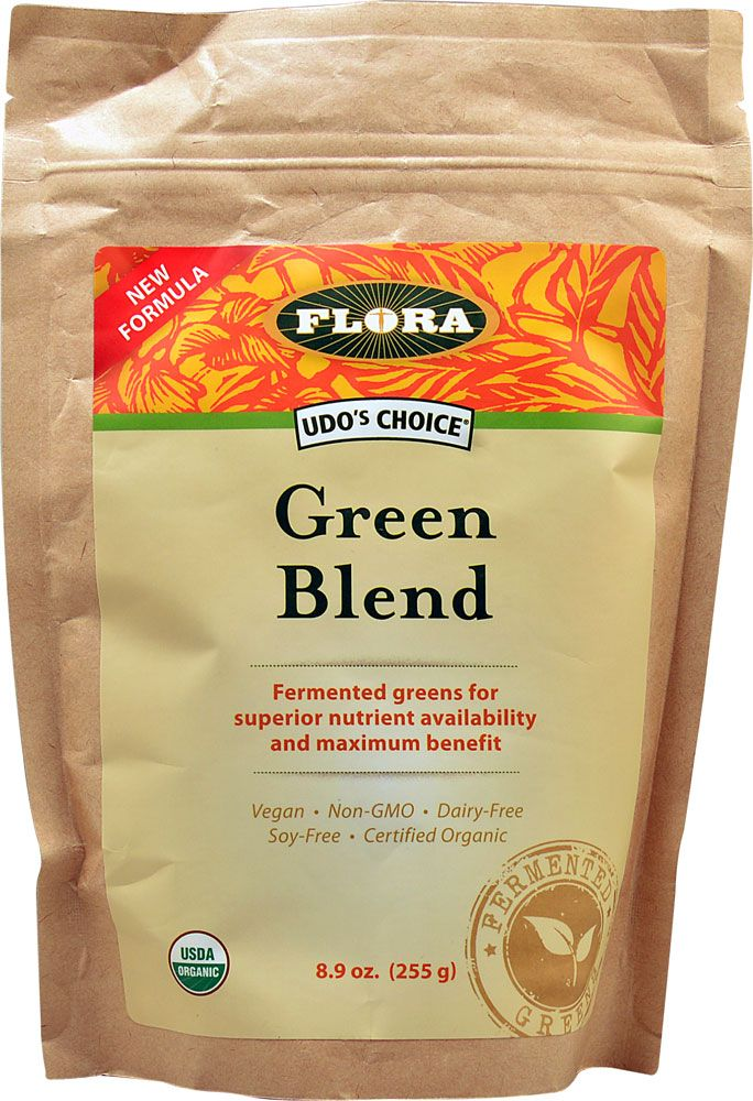 Flora Udo's Choice® Green Blend