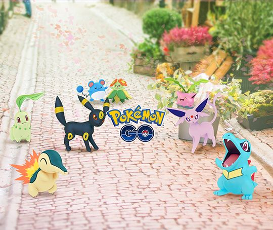 Trainers: It's time! More Pokémon and features have arrived in Pokémon GO! http://bit.ly/2leMZW4