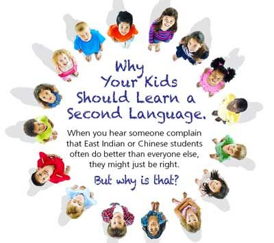 What's The Best Age To Learn A Second Language? - YouTube