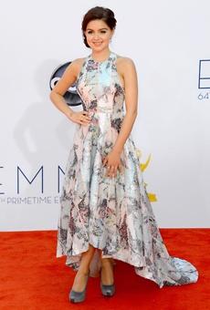 Wedding-Worthy Dresses from the 2012 Emmys | Wedding Dresses | Brides.com : Brides