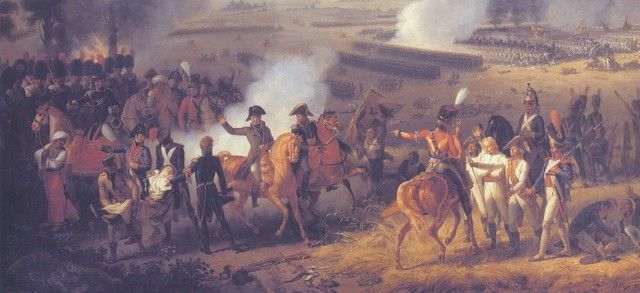 Death of General Desaix at Marengo