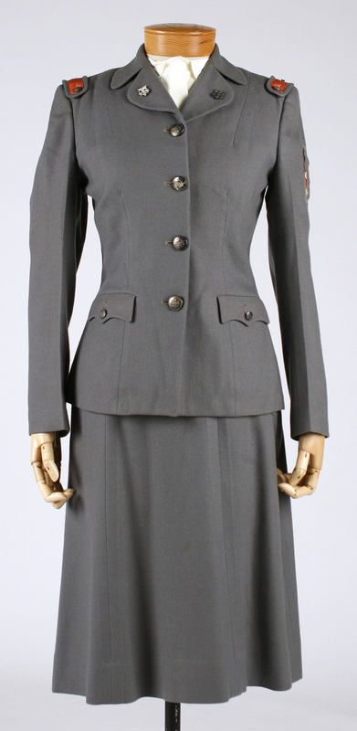 Women's Cadet Nurse American Uniform . 1941-45