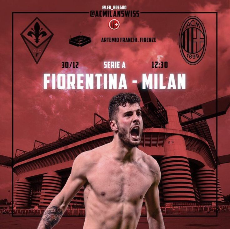 Fiorentina vs. AC Milan match preview plus livestream links!