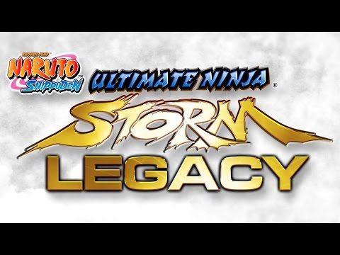 nice Naruto Ultimate Ninja Storm Legacy - Announcement Trailer