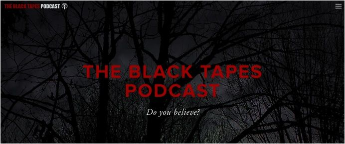 Podcast Starter Guide: The Black Tapes Podcast