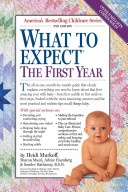 What to Expect the First Year - Heidi Murkoff  So very helpful!