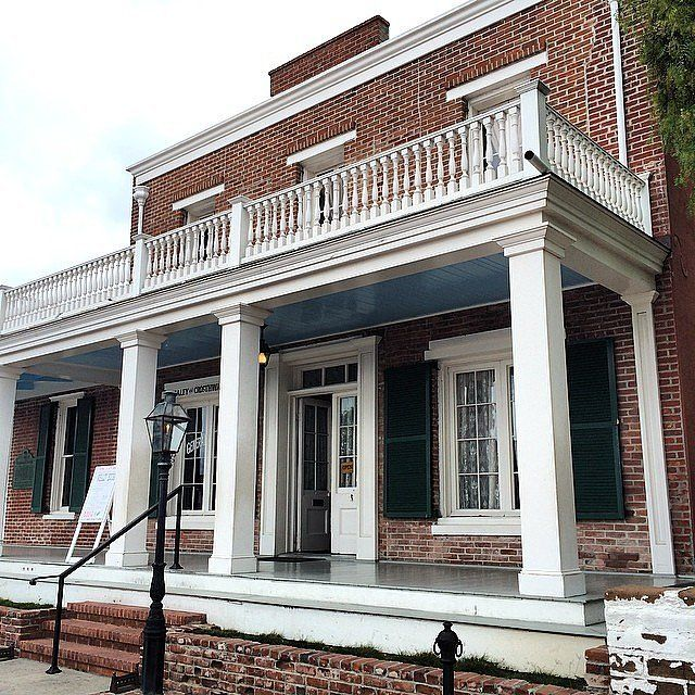 America's Most Haunted Houses   POPSUGAR Home Whaley house SanDiego, Ca