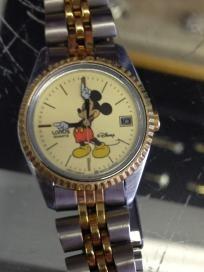 Lorus Mickey mouse watch