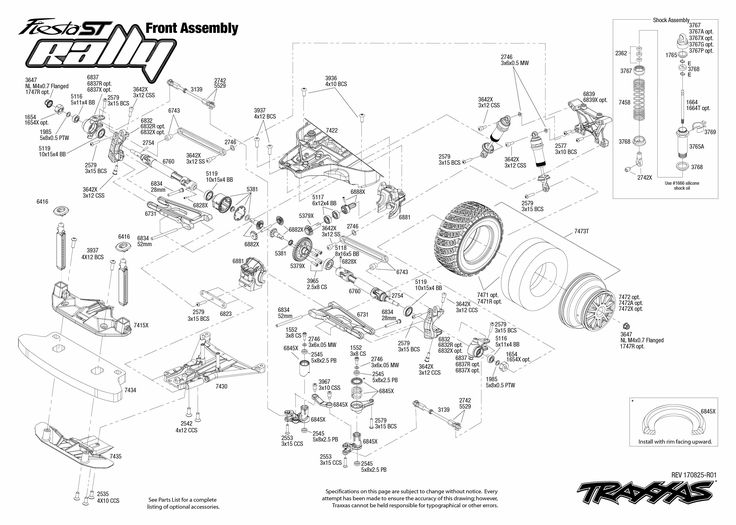 16 best Traxxas Rustler Project images on Pinterest