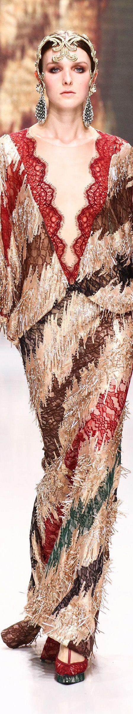 Sebastian Gunawan fall 2016 couture Paris