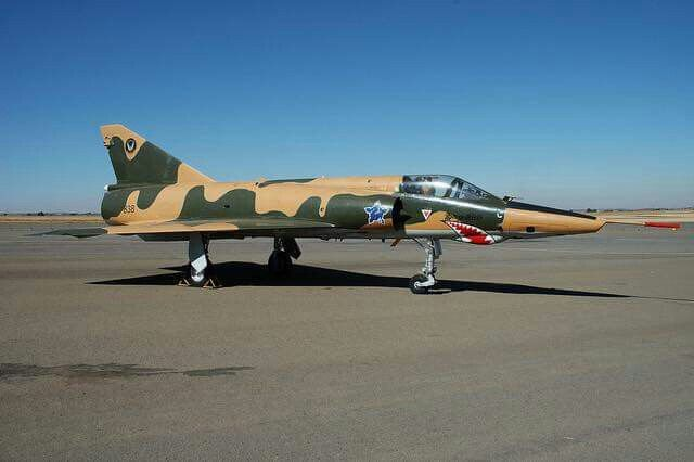 SAAF Mirage lll
