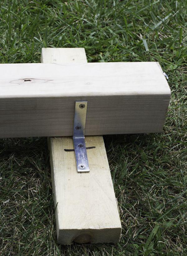 balance beam l brackets