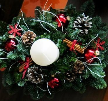 Vianočné aranžmány | Led vianočné osvetlenie, výzdoby a dekorácie - Alux s.r.o.