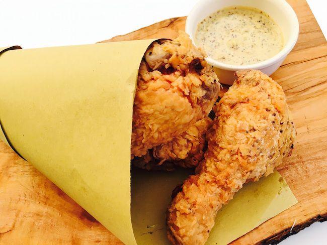 Pollo marinato alla senape e fritto in doppia panatura | Food Loft - Il sito web ufficiale di Simone Rugiati