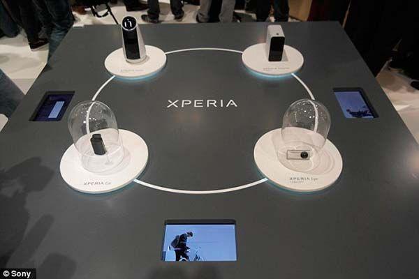 Xperia Eye, Projector y Agent, los nuevos gadgets inteligentes de Sony