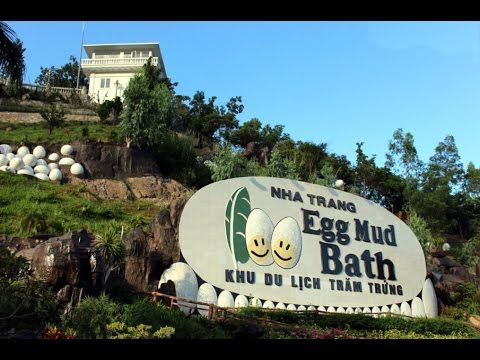 Вьетнам, Нячанг, Грязелечебница 100 яиц, 2017 год