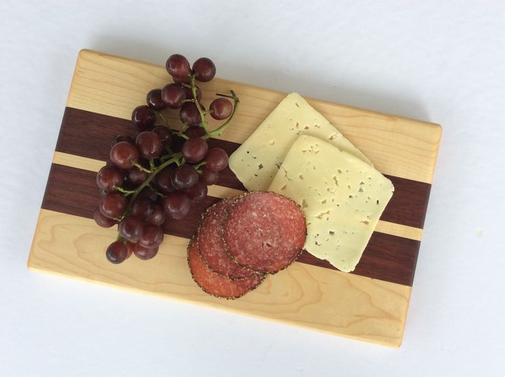 A personal favorite from my Etsy shop https://www.etsy.com/ca/listing/295168609/wood-cheese-board-bread-board-appetizer