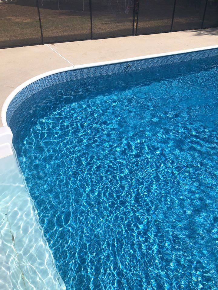 How To Get Glass Out Of A Vinyl Pool