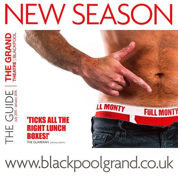 We're announcing a new programme of shows for 2015! With the opening of the autumn tours of #TheFullMonty and #THRILLER LIVE in Blackpool, we'll also have the world premiere of #BraveNewWorld!