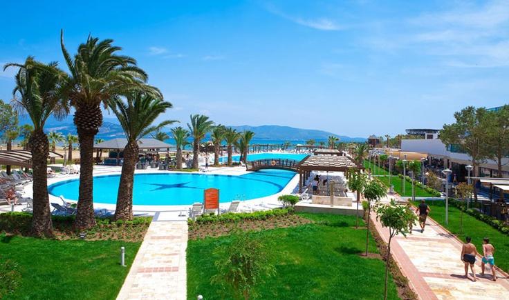 Venosa Beach and Spa, Didim, Turkey