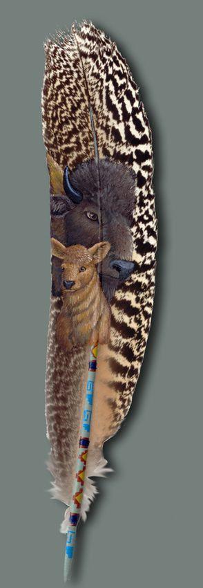 Featherlady Studio: wildlife art by Northwest artist Julie Thompson