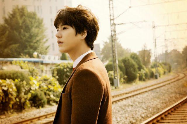 "Kyuhyun ""At Gwanghwamun"""